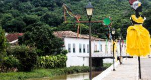 Decoração na Av. Sebastião Fleury - (Beira Rio)