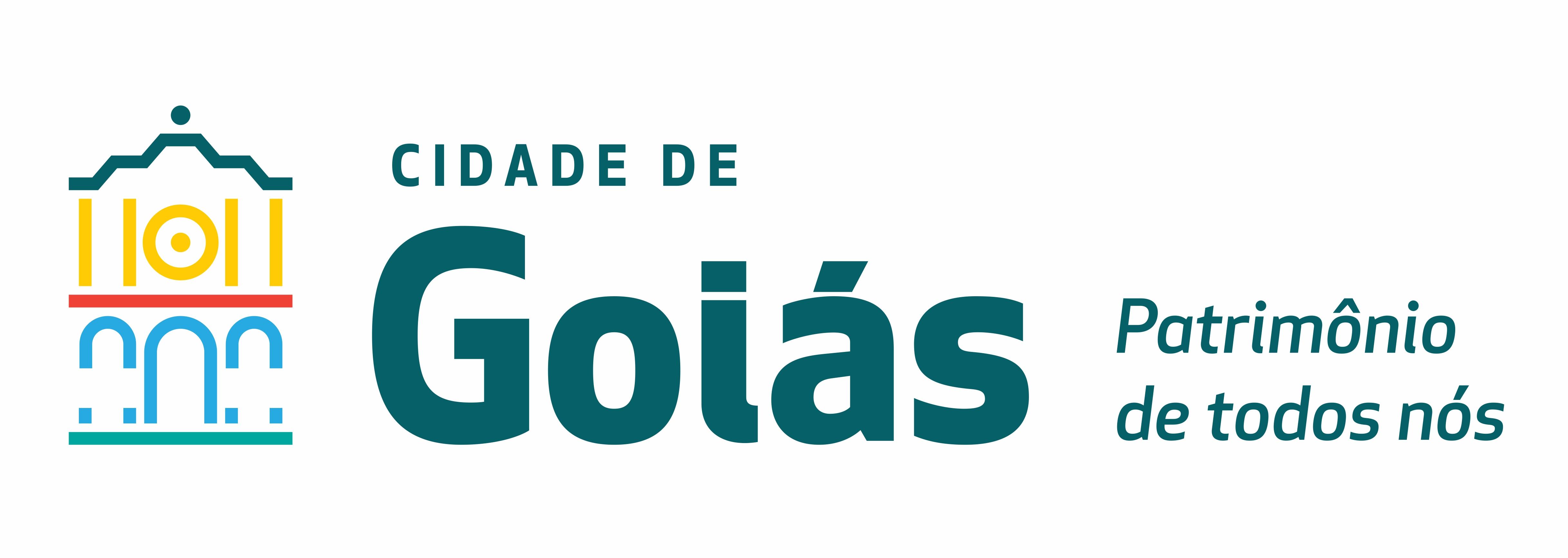 Logo Prefeitura de Goiás - Formato JPG